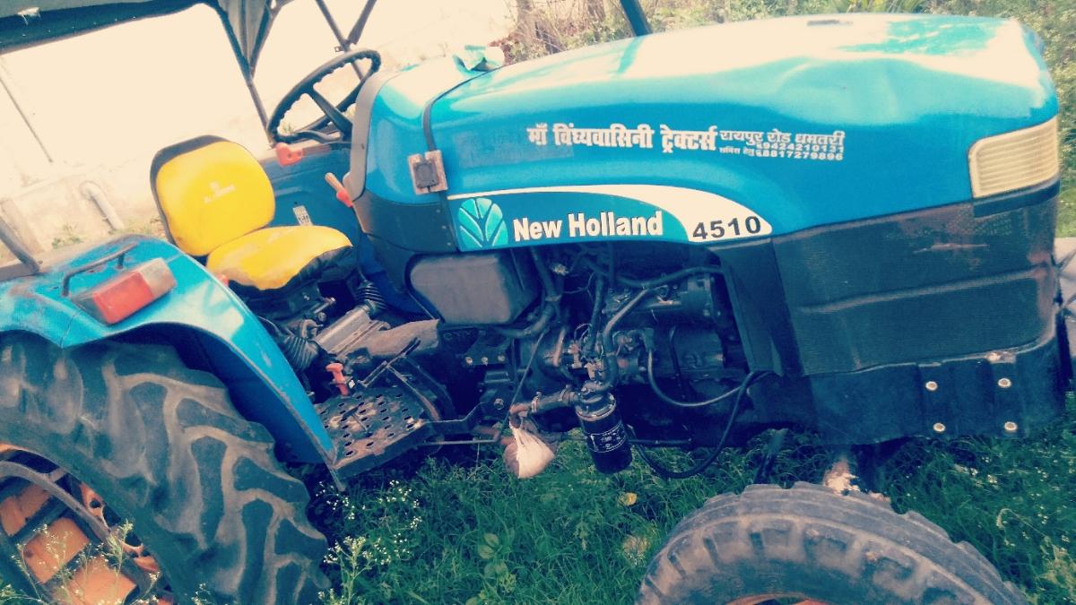 NEW HOLLAND 4510 DI