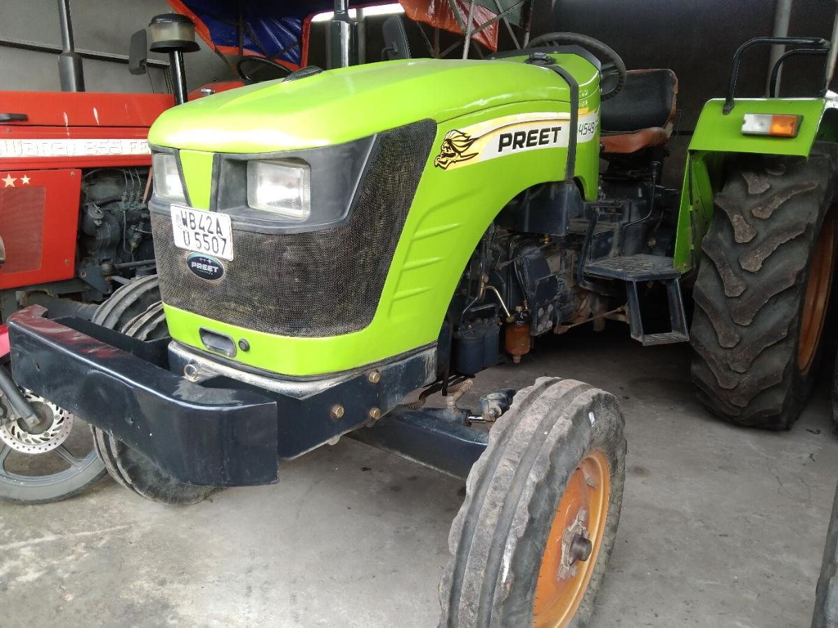 PREET 4549 Agritrac